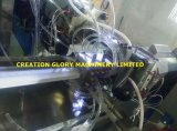 Neue Technologie PC rechteckiger Lampenschirm-Strangpresßling-Produktionszweig