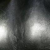 Cuoio di calandratura del PVC del cuoio sintetico del PVC del cuoio del sacchetto del PVC del reticolo della pelle bovina di certificazione dello SGS