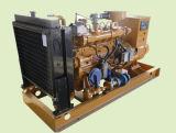 생물 자원 천연 가스 Biogas 100kw 발전기 세트