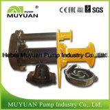 Pompa centrifuga verticale dell'asta cilindrica resistente dell'asse di rotazione