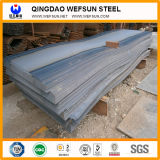 Q195 1000 mm Anchura laminado en caliente placa de acero al carbono