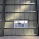 Departamento de la estructura de acero para almacenar