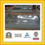 Tôle d'acier galvanisée d'IMMERSION chaude d'ASTM/plat en acier galvanisé