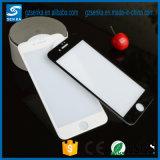 3D完全なカバープラスiPhone 7/7のための絹プリント緩和されたガラススクリーンの保護装置
