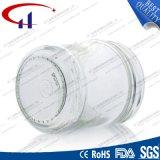 vaso di vetro della salsa della radura del cilindro 350ml (CHJ8023)