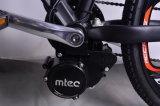 Bici de montaña eléctrica del nuevo Ce de la manera con el neumático de MTB (OKM-1369)