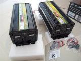 携帯用3000Wによっては家へ帰る充電器(QW-M3000UPS)が付いている使用の太陽エネルギーインバーターが