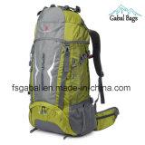 Montagne extérieure de grande course adulte campant augmentant le sac de sac à dos de paquet