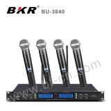 Bu-3840 système sans fil de conférence de la Manche de la fréquence ultra-haute 4