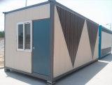 Casa prefabricada de lujo hermosa del envase del hogar modular 20feet