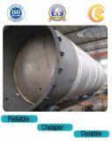 Kundenspezifischer Herstellungs-Kohlenstoffstahl-Wasser-Sammelbehälter