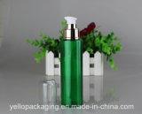 صنع وفقا لطلب الزّبون بلاستيكيّة زجاجة مستحضر تجميل زجاجة بنية زجاجة