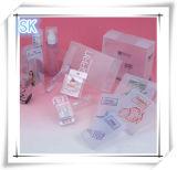 Caixa desobstruída barata do empacotamento plástico da promoção 2014
