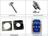 Combustibile Consumption Monitoring System con Fuel Level Sensor