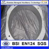 試供品が付いているISO9001 Bitumnの庭の鋳鉄のマンホールカバー