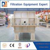 Equipo manual de la prensa de filtro del compartimiento