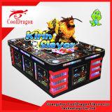 2017 Mais recentes Us Hot Sale Thunder Dragon Balls Homem Fish Hunter Arcade Game Machine