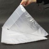 Les sacs de T-shirt de HDPE, plastique effectuent des sacs, sacs de gilet