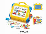 プラスチックおもちゃ(097237)を学ぶ子供の教育おもちゃ