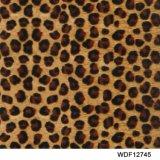 Kingtop 1m Film Wdf12780 van de Overdracht van het Water van het Ontwerp van de Huid van de Breedte Dierlijke
