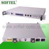 Émetteur 1550 de fibre optique de produit de Headend de CATV