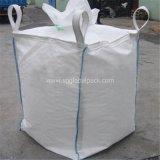 Sac tissé par pp blanc de 1500kg FIBC pour le marché européen