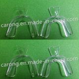 Alta calidad plástica disponible que blanquea la bandeja dental de la impresión