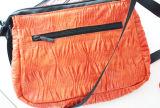 方法革製バッグの肩袋X763