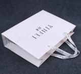 Sac de Papier de Métier Noir/sacs Expédition de Papier D'emballage