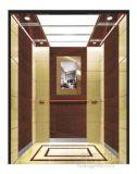 Cabine de norme d'acier inoxydable de l'ascenseur 304 de levage de passager