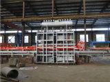 Máquina de prensa caliente de la laminación de la melamina para la tabla del suelo