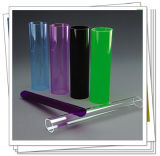 2015 Sale caldo Colored e Clear Acrylic Tube
