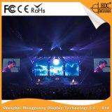 Afficheur LED polychrome d'intérieur de haute résolution de P3.91 SMD2121