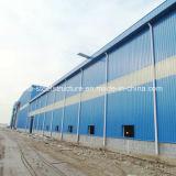 Heißer Verkaufs-hochwertige Stahlkonstruktion-Werkstatt und Lager-Aufbau mit niedrigen Kosten