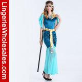 Costume причудливый платья сексуальной драгоценности женщин египетской взрослый для партии Halloween