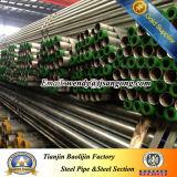 Tubulação de aço Pre-Galvanizada 1/2 '' - 4 ''