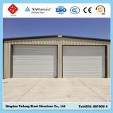 Taller prefabricado/almacén/edificio de la estructura de acero