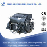 4-Stroke motor diesel refrescado aire Bf6l913, motor de Genset