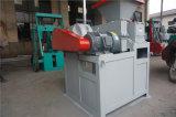 Ovale Form-Holzkohle-Kugel-Brikett-Presse-Maschine für Verkauf