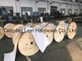Galvanisiertes Stahldrahtseil mit Bescheinigung ISO9001-2008