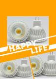 LED 옥수수 속 3W MR16는 220V/12V 38&deg를 방수 처리한다; 실내 저축 반점 빛