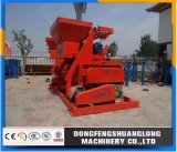 Máquina concreta comprimida Qt8-15 do bloco do tijolo
