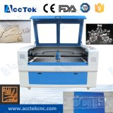 De Snijder van de Laser van Co2 van de hoge snelheid voor de Scherpe Scherpe Machine Akj1390h van de Laser van het Blad Metal/CNC