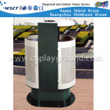 Hot Sale Trash Can Outdoor Amusement Park Poubelle (HD-18413)