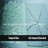 Cofre forte, disponível na vária espessura, vidro Tempered do espaço livre