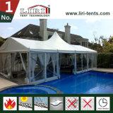Алюминий и венчание PVC специальный большой Mixted шатер