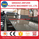 Chaîne de production de marbre d'imitation de feuille de PVC (SJ-80/156)