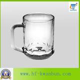 願いとしてカスタマイズされたガラスタンブラーのビールのジョッキのティーカップのガラス製品のステッカーのマグのKbHn087