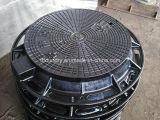 Tampas de câmara de visita Dn600 para a drenagem e esgoto para a estrada do veículo motorizado