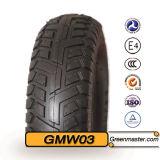 Mejor calidad rueda carretilla neumático 3.00-8 3.50-8